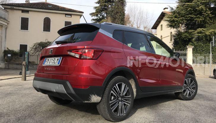 Gamma SUV Seat, test drive sulle colline venete - Foto 6 di 25