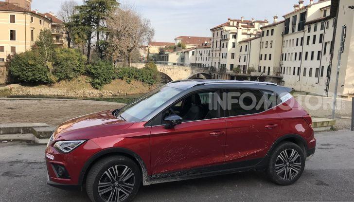 SEAT Arona provato su strada il SUV compatto - Foto 14 di 25