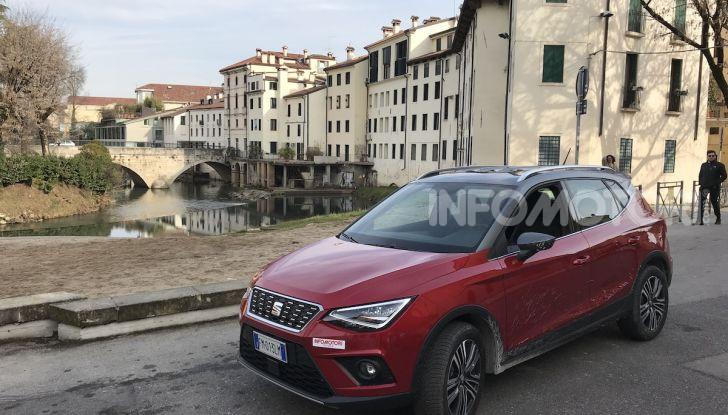 Gamma SUV Seat, test drive sulle colline venete - Foto 16 di 25