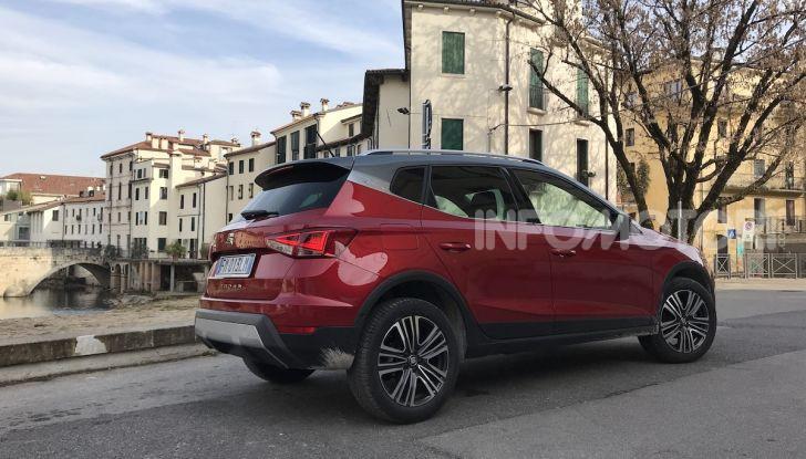 Gamma SUV Seat, test drive sulle colline venete - Foto 17 di 25