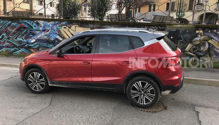 SEAT Arona provato su strada il SUV compatto - Foto 5 di 25