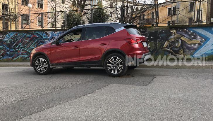 SEAT Arona provato su strada il SUV compatto - Foto 22 di 25