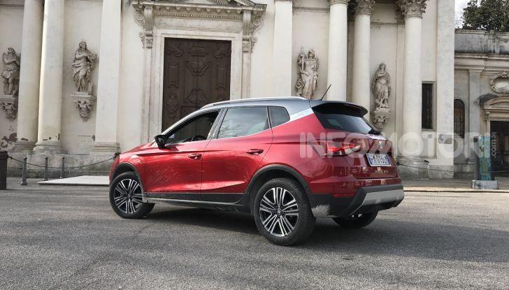 Gamma SUV Seat, test drive sulle colline venete - Foto 2 di 25