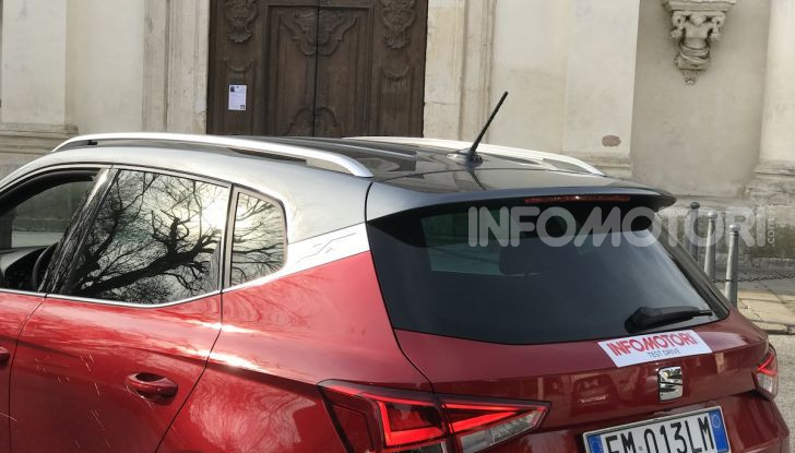 SEAT Arona provato su strada il SUV compatto - Foto 9 di 25