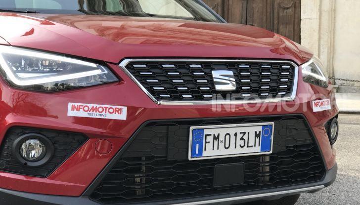 SEAT Arona provato su strada il SUV compatto Infomotori