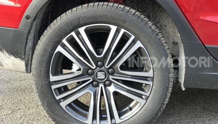 Gamma SUV Seat, test drive sulle colline venete - Foto 12 di 25