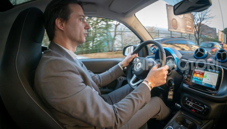 Daimler e Geely Holding, joint venture globale per sviluppare il marchio smart - Foto 3 di 53