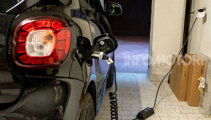 Prova Smart EQ fortwo: tutti i pregi della Smart con i vantaggi dell'elettrico - Foto 50 di 53