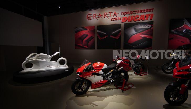 A San Pietroburgo arriva Style Ducati, la mostra dedicata alla Rossa - Foto 1 di 6