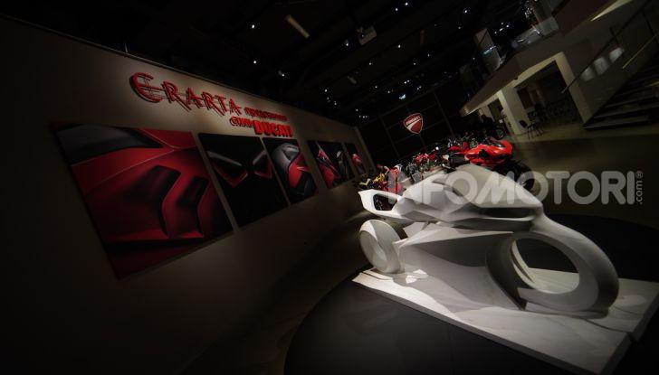 A San Pietroburgo arriva Style Ducati, la mostra dedicata alla Rossa - Foto 3 di 6