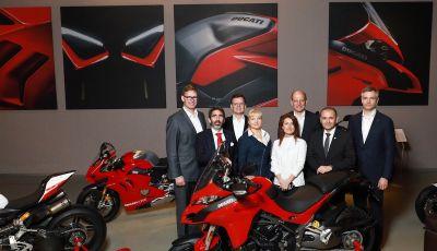 A San Pietroburgo arriva Style Ducati, la mostra dedicata alla Rossa