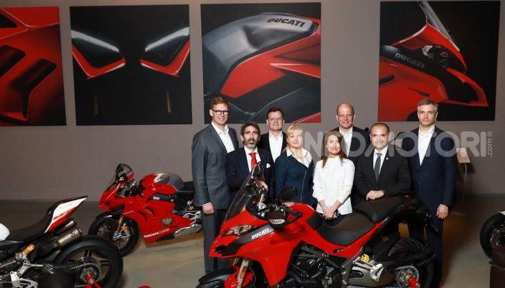 A San Pietroburgo arriva Style Ducati, la mostra dedicata alla Rossa - Foto 4 di 6