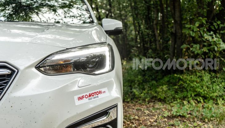 Prova nuova Subaru Impreza: caratteristiche, dotazioni e prezzi - Foto 13 di 34