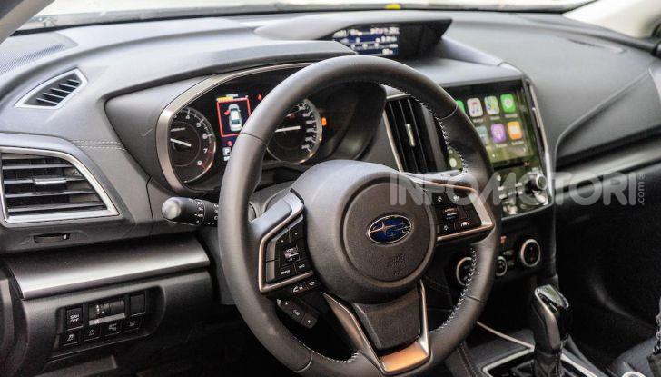 Prova nuova Subaru Impreza: caratteristiche, dotazioni e prezzi - Foto 14 di 34