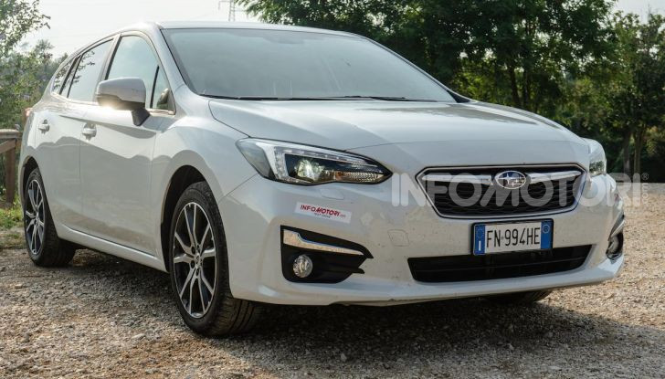 Prova nuova Subaru Impreza: caratteristiche, dotazioni e prezzi - Foto 15 di 34