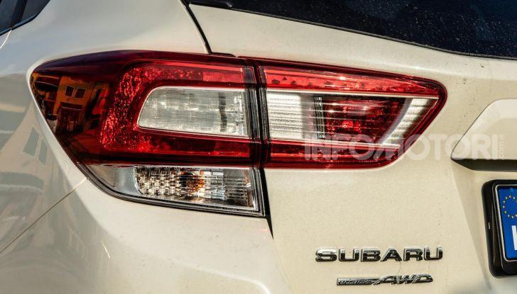 Prova nuova Subaru Impreza: caratteristiche, dotazioni e prezzi - Foto 16 di 34