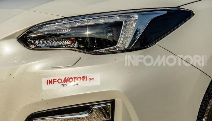Prova nuova Subaru Impreza: caratteristiche, dotazioni e prezzi - Foto 17 di 34