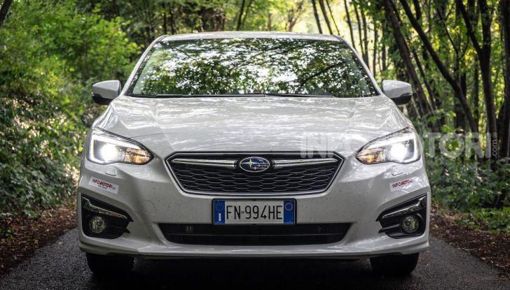 Prova nuova Subaru Impreza: caratteristiche, dotazioni e prezzi - Foto 3 di 34