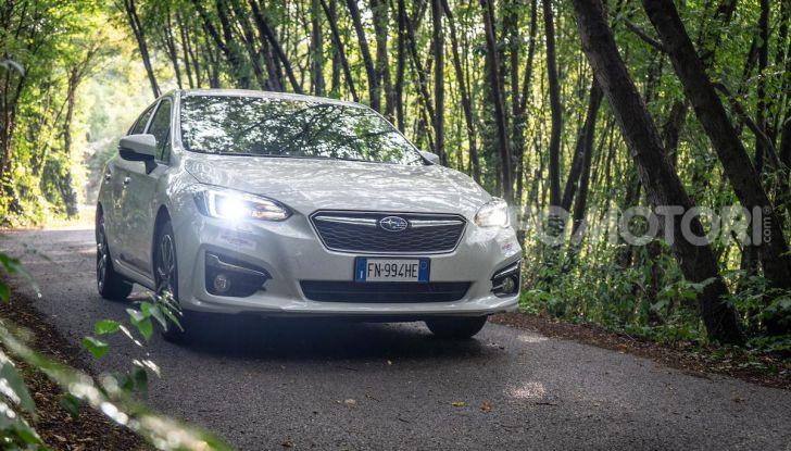 Prova nuova Subaru Impreza: caratteristiche, dotazioni e prezzi - Foto 18 di 34