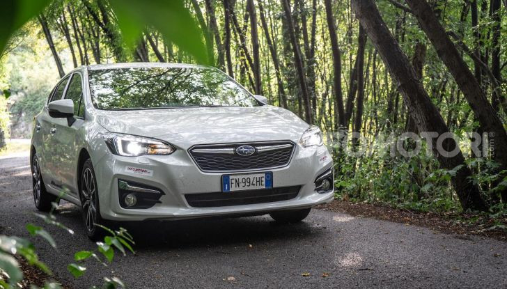Prova nuova Subaru Impreza: caratteristiche, dotazioni e prezzi - Foto 2 di 34