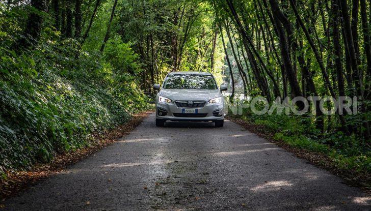 Prova nuova Subaru Impreza: caratteristiche, dotazioni e prezzi - Foto 5 di 34