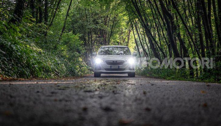 Prova nuova Subaru Impreza: caratteristiche, dotazioni e prezzi - Foto 4 di 34