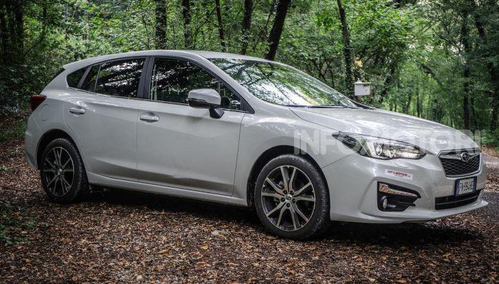 Prova nuova Subaru Impreza: caratteristiche, dotazioni e prezzi - Foto 19 di 34