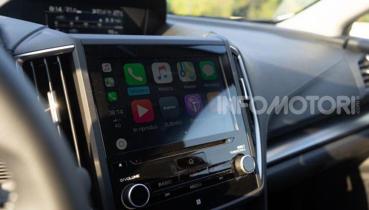 Prova nuova Subaru Impreza: caratteristiche, dotazioni e prezzi - Foto 20 di 34