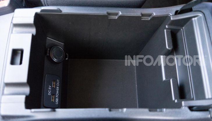 Prova nuova Subaru Impreza: caratteristiche, dotazioni e prezzi - Foto 21 di 34