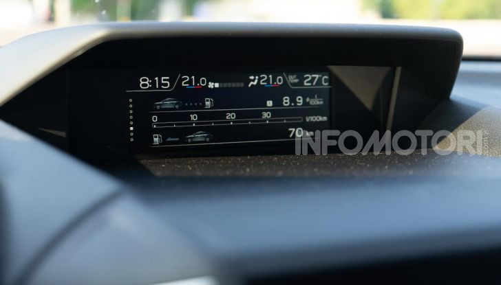 Prova nuova Subaru Impreza: caratteristiche, dotazioni e prezzi - Foto 22 di 34