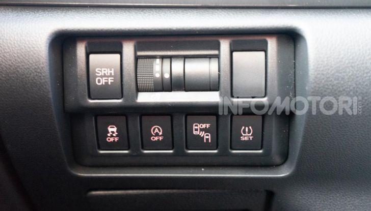 Prova nuova Subaru Impreza: caratteristiche, dotazioni e prezzi - Foto 23 di 34
