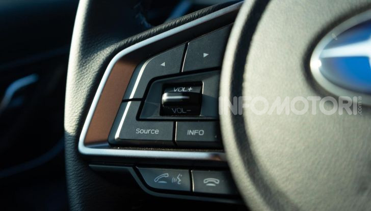 Prova nuova Subaru Impreza: caratteristiche, dotazioni e prezzi - Foto 24 di 34