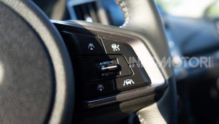 Prova nuova Subaru Impreza: caratteristiche, dotazioni e prezzi - Foto 25 di 34