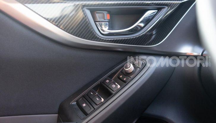Prova nuova Subaru Impreza: caratteristiche, dotazioni e prezzi - Foto 26 di 34