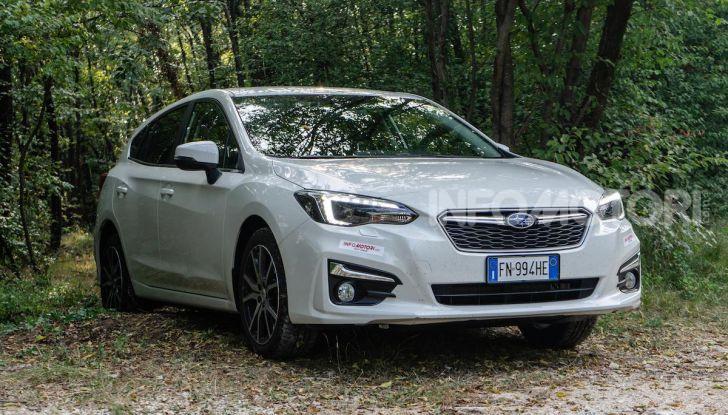 Prova nuova Subaru Impreza: caratteristiche, dotazioni e prezzi - Foto 6 di 34