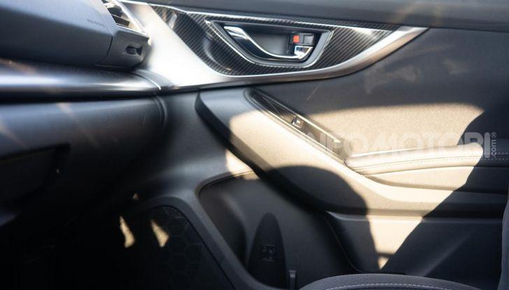 Prova nuova Subaru Impreza: caratteristiche, dotazioni e prezzi - Foto 27 di 34