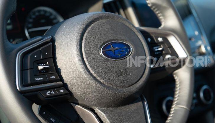 Prova nuova Subaru Impreza: caratteristiche, dotazioni e prezzi - Foto 29 di 34