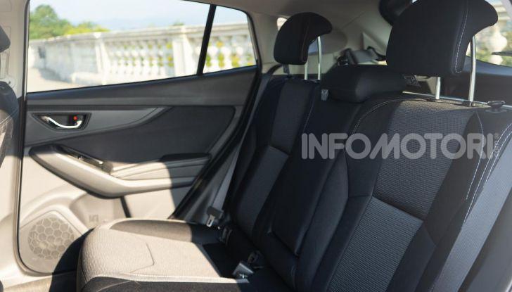 Prova nuova Subaru Impreza: caratteristiche, dotazioni e prezzi - Foto 30 di 34