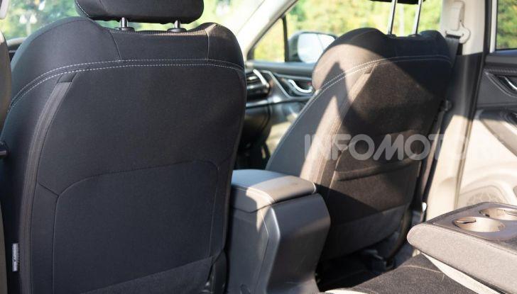 Prova nuova Subaru Impreza: caratteristiche, dotazioni e prezzi - Foto 31 di 34