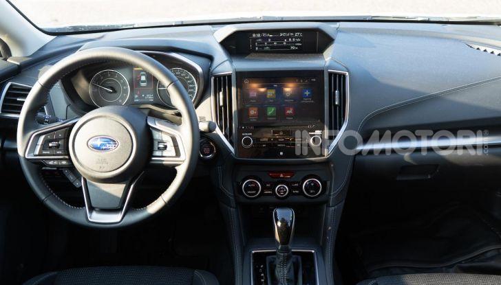 Prova nuova Subaru Impreza: caratteristiche, dotazioni e prezzi - Foto 32 di 34