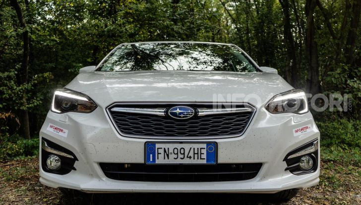 Prova nuova Subaru Impreza: caratteristiche, dotazioni e prezzi - Foto 8 di 34