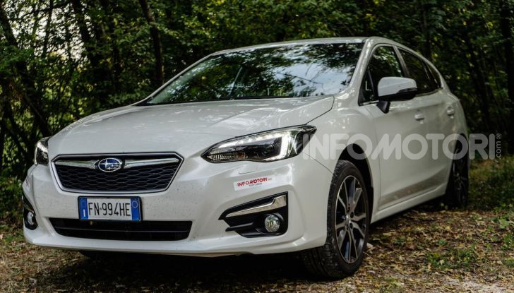 Prova nuova Subaru Impreza: caratteristiche, dotazioni e prezzi - Foto 9 di 34