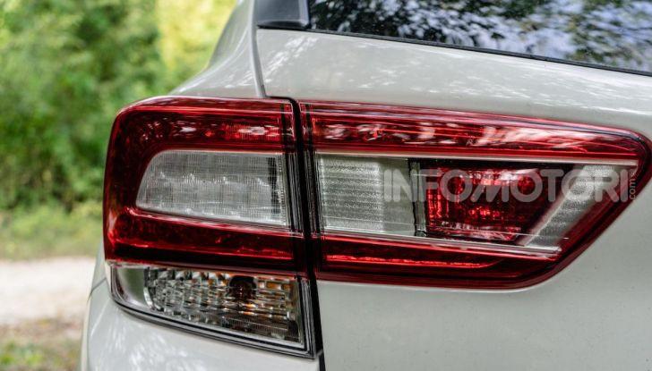 Prova nuova Subaru Impreza: caratteristiche, dotazioni e prezzi - Foto 12 di 34