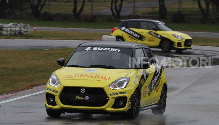 Suzuki Swift Sport auto ufficiale del Rally Italia Talent 2019 - Foto 1 di 11