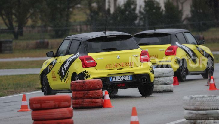 Suzuki Swift Sport auto ufficiale del Rally Italia Talent 2019 - Foto 11 di 11