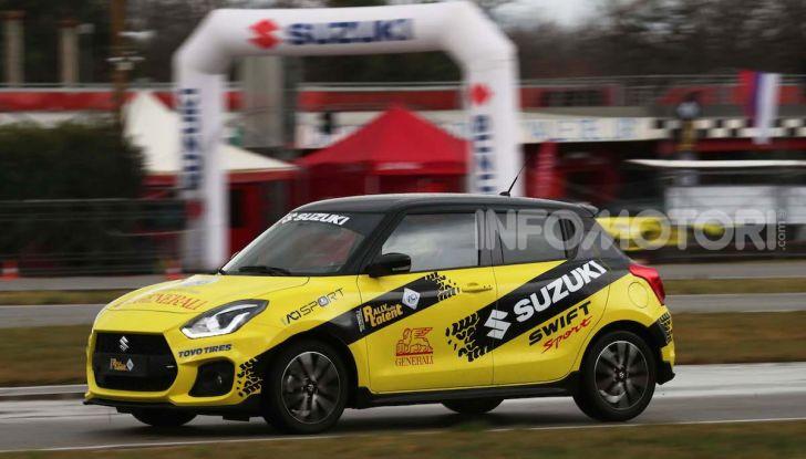 Suzuki Swift Sport auto ufficiale del Rally Italia Talent 2019 - Foto 3 di 11