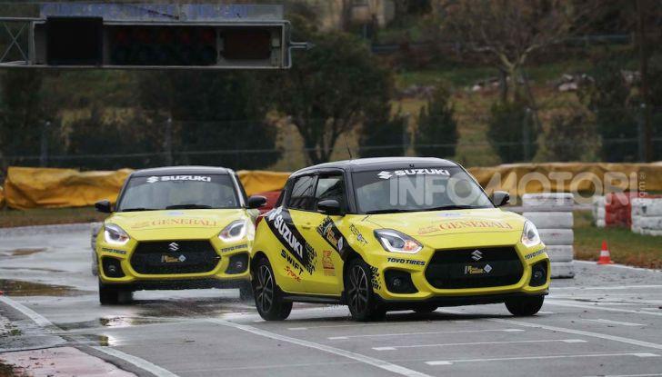 Suzuki Swift Sport auto ufficiale del Rally Italia Talent 2019 - Foto 4 di 11