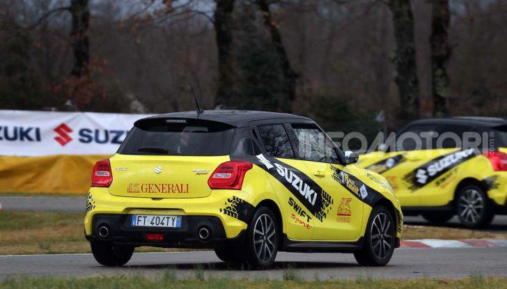 Suzuki Swift Sport auto ufficiale del Rally Italia Talent 2019 - Foto 5 di 11