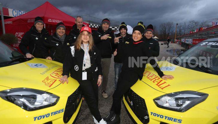 Suzuki Swift Sport auto ufficiale del Rally Italia Talent 2019 - Foto 6 di 11