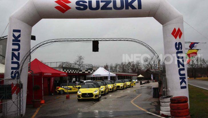 Suzuki Swift Sport auto ufficiale del Rally Italia Talent 2019 - Foto 7 di 11